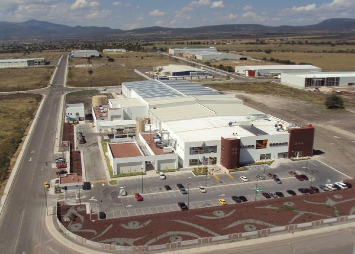 Vorwerk investiert in Produktionsstätte / Eröffnung eines neuen JAFRA Cosmetics-Werkes in Mexiko