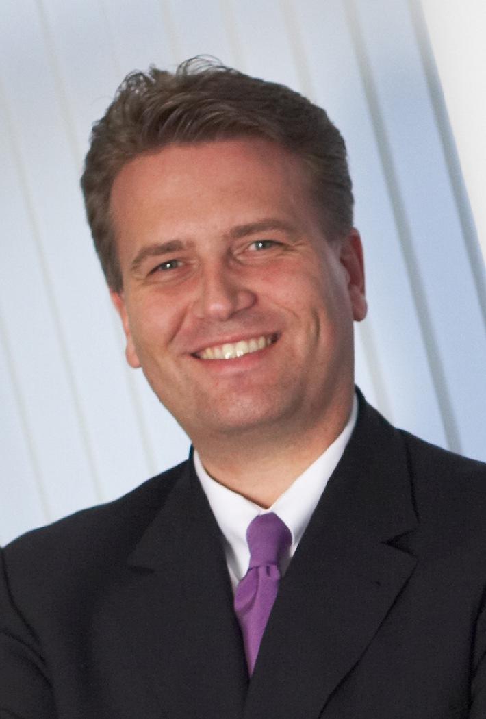 Martin Gräfer wird neuer Vorstand Vertrieb und Marketing bei der BBV (mit Bild) / Meilenstein im Projekt BBV 2.0