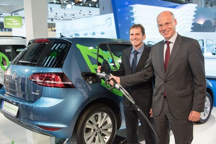IAA 2015: Jedes vierte verkaufte Auto in Deutschland könnte mit Erdgas fahren