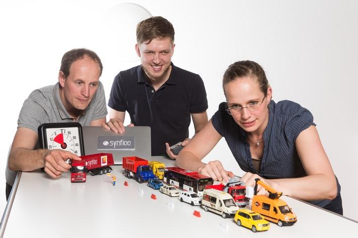 Besser durch den Verkehr mit intelligenten Prognosen: Neue Software des Hasso-Plattner-Instituts hilft bei Kosten- und CO2-Einsparung