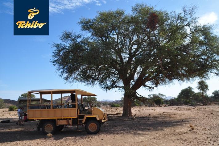 Hossa! Hossa in Namibia! / Tchibo Traumreise mit Schlagerstars zum Wunschpreis