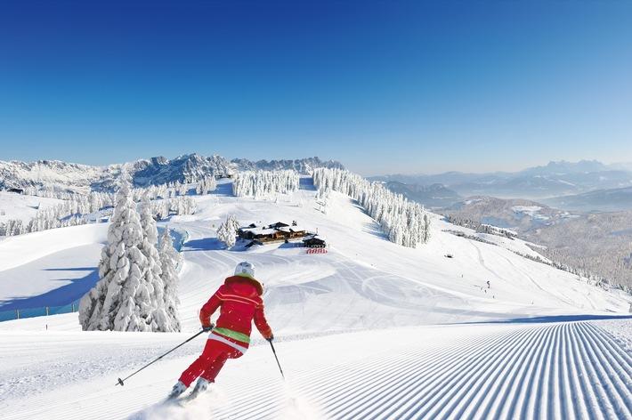 279 ehrliche Pisten-Kilometer: Die SkiWelt Wilder Kaiser - Brixental bleibt weiter die Nummer 1