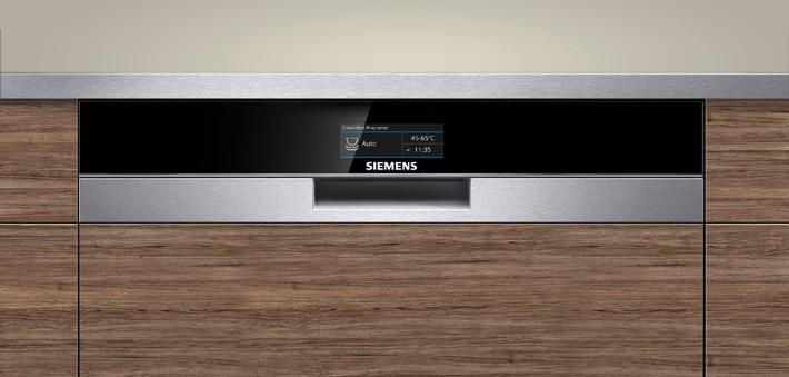 Siemens startet in die Küche 2.0 / Erste connectivity-fähige Hausgeräte zur IFA 2014