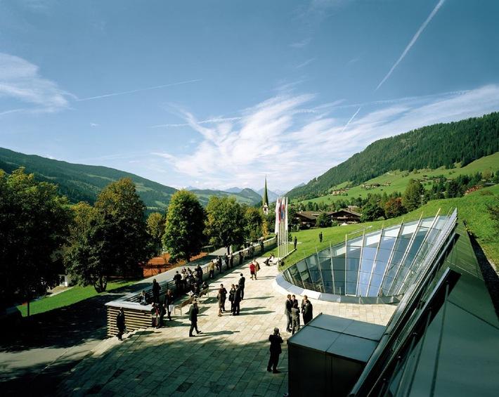 Congress Centrum Alpbach ist bereit für das Europäische Forum 2006