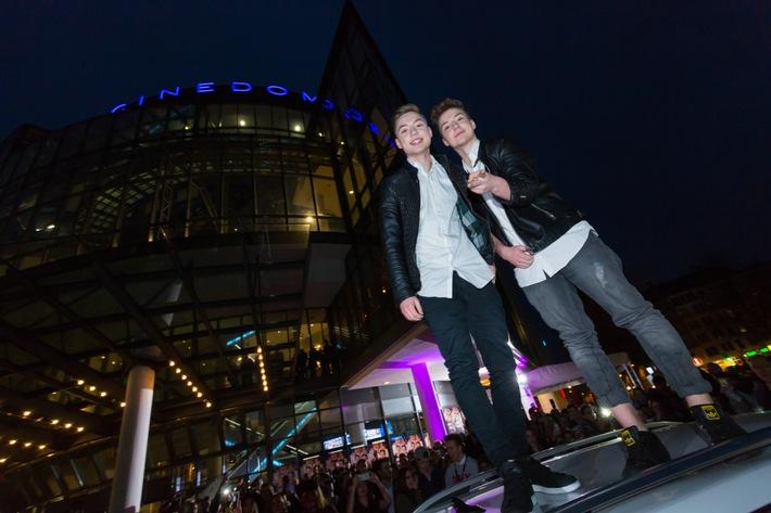 DieLochis live: BRUDER VOR LUDER feiert Weltpremiere in Köln