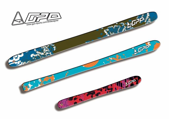 Ski nach Kundenwunsch