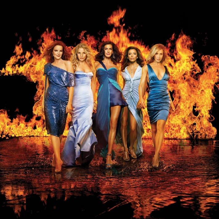 """Endlich wieder Serien-Mittwoch auf ProSieben: Die neue Serie """"Private Practice"""" mit Kate Walsh, sowie neue Folgen von """"Desperate Housewives"""" und """"Grey's Anatomy"""" ab 13. Februar 2008, Mittwoch ab 20.15 Uhr"""