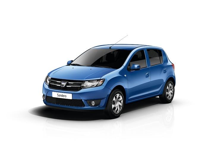 Nouvelle Dacia Sandero: La générosité à prix futé