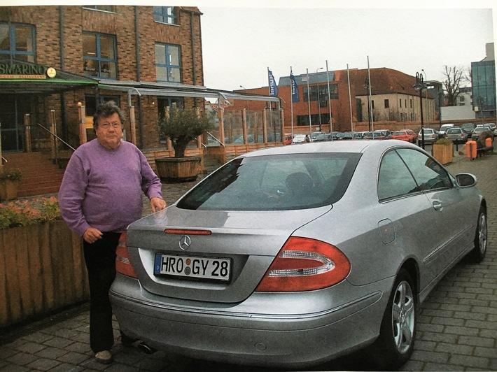 POL-HRO: Gestohlenes Auto bei Vermisstensuche aus der Warnow geborgen