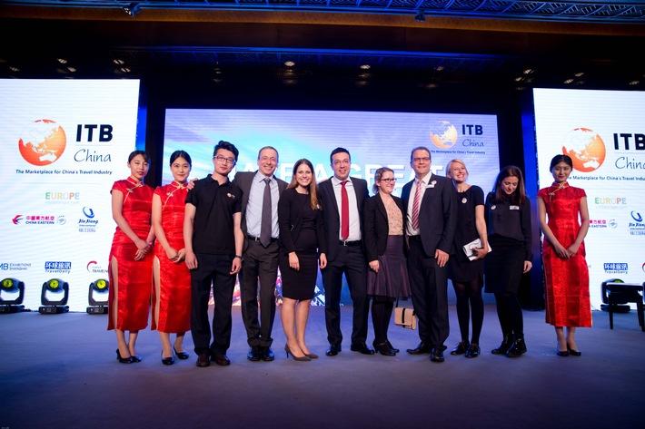Abschlussbericht / Premiere der ITB China war ein großer Erfolg