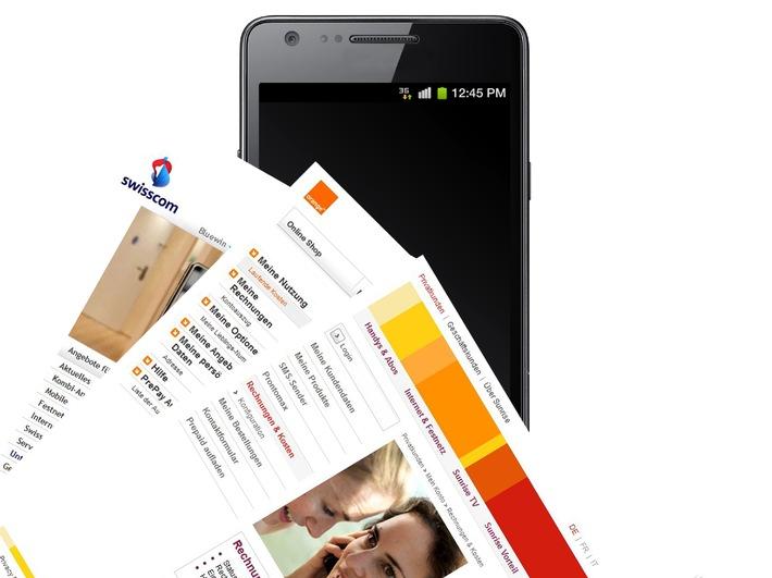 Le portable à bon prix avec Telscout.ch