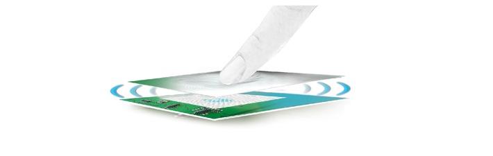 Schweizer Innovation pur: Der Dynapic® Wireless-Schalter ohne Kabel und ohne Batterie