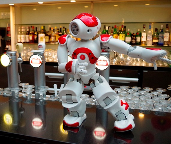 ITB Hospitality Day: Roboter und Innovationen verändern die Hotellerie