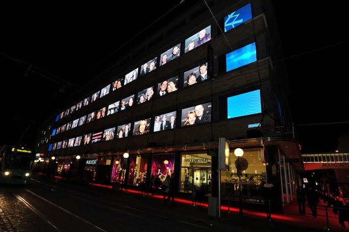 Une brillante réouverture pour le magasin Manor de la Greifengasse à Bâle