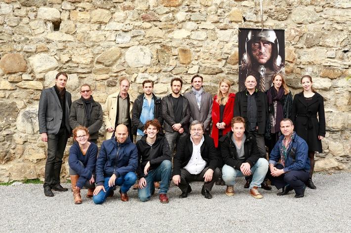 1476 - Die Geschichte um die Murtenschlacht auf Originalboden inszeniert: Namhafte Schauspieler für 1476 verpflichtet (Bild)