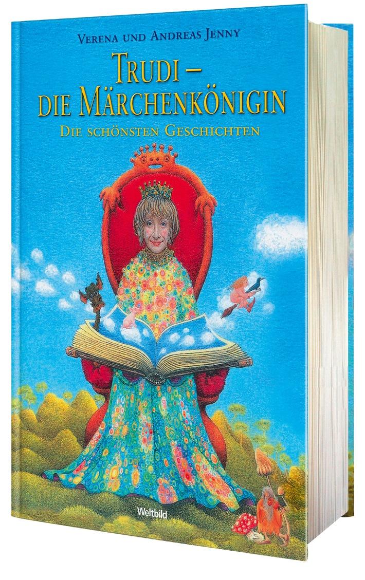 Die lebende Schweizer Legende Trudi Gerster wird 90 - Buchpremiere: Trudi - Die Märchenkönigin: Die schönsten Geschichten