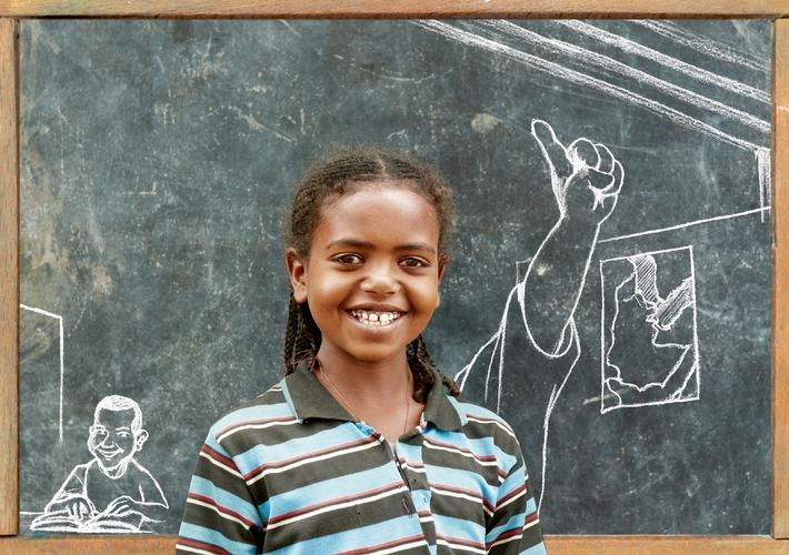 Die Caritas-Weihnachtssammlung 2013 gibt Einblick in ein äthiopisches Dorf / Bessere Zukunft dank sauberem Trinkwasser