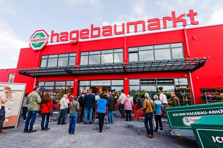 Platz 1 unter den Baumärkten: hagebau beliebteste Marke bei DIY-Endkunden