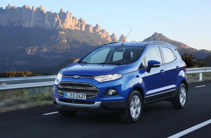Ford Lease - die neue Ford-Produktmarke für Full-Service Leasing und Fuhrparkmanagement