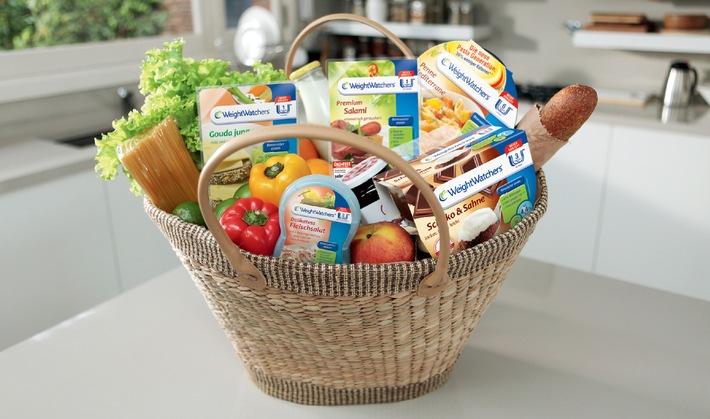 Weight Watchers Produkte aus dem Supermarkt / Neuer Look und innovatives ProPoints® Konzept zum Jubiläum (mit Bild)