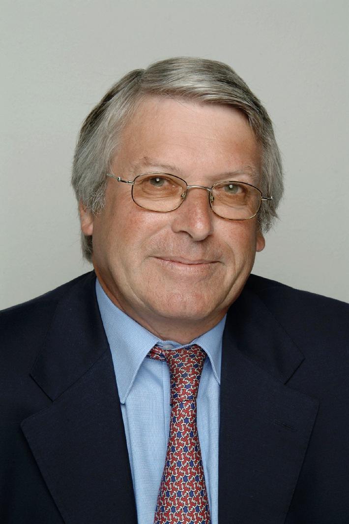 Alfred F. Gubser, neuer Generaldirektor bei Mazda (Suisse) SA