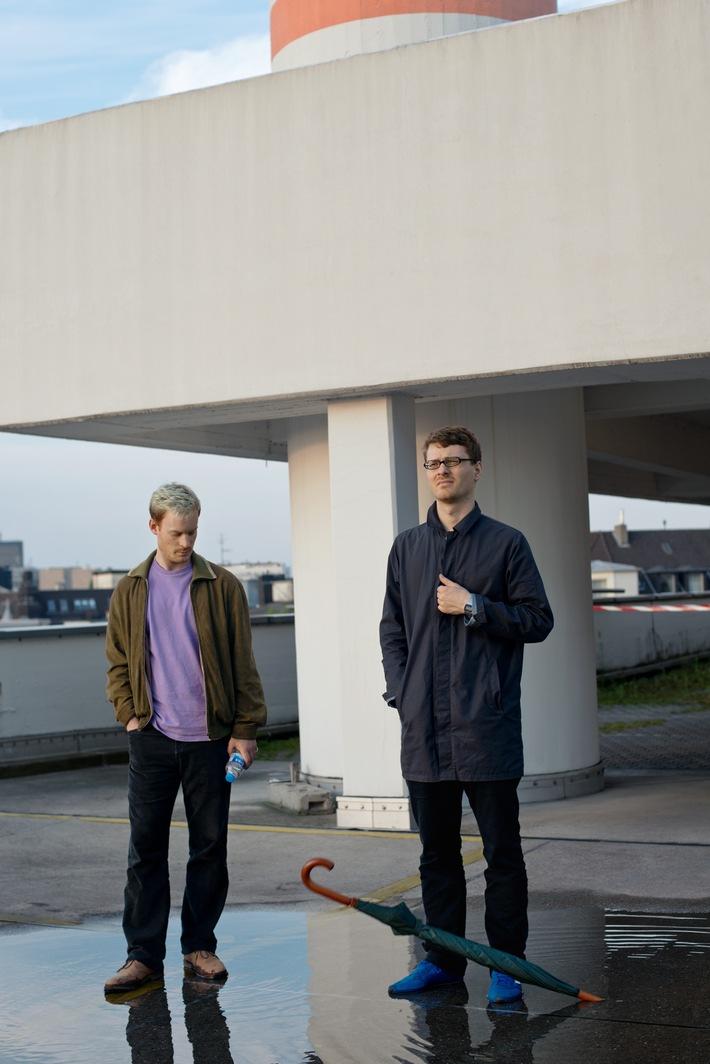 Henning Fehr und Philipp Rühr mit BMW Art Journey ausgezeichnet