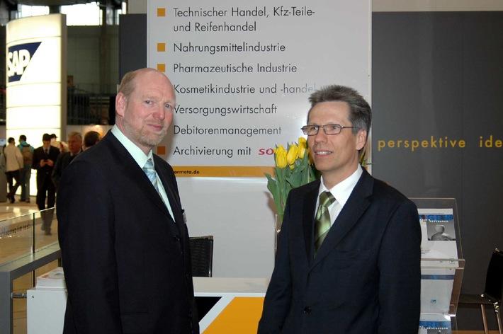 SAP-Lösung für Schweizer Food-Produzenten: SAP-Spezialist GIA und deutsche cormeta ag schliessen Partnerschaft