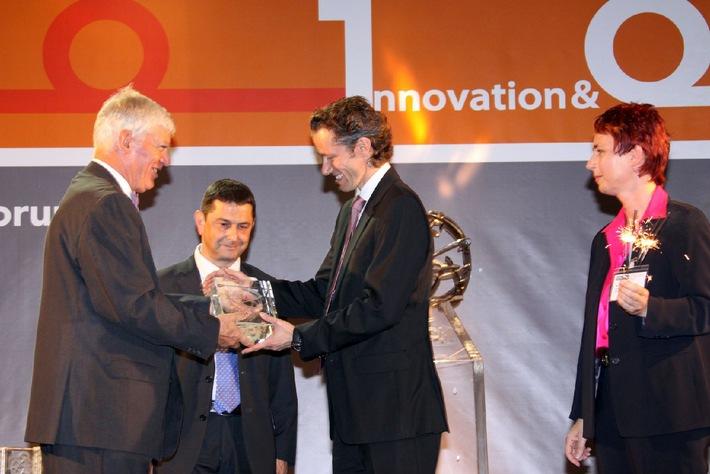 Alpenresort Schwarz als Finalist beim European Excellence Award in Bilbao ausgezeichnet - BILD