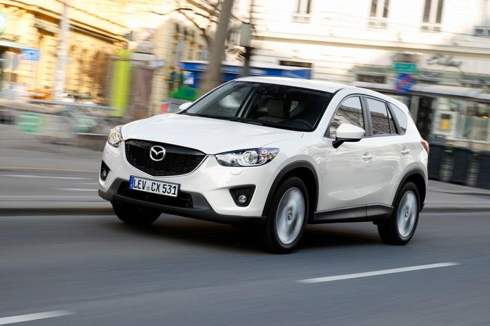 Mazda CX-5 ist das zuverlässigste SUV in Deutschland