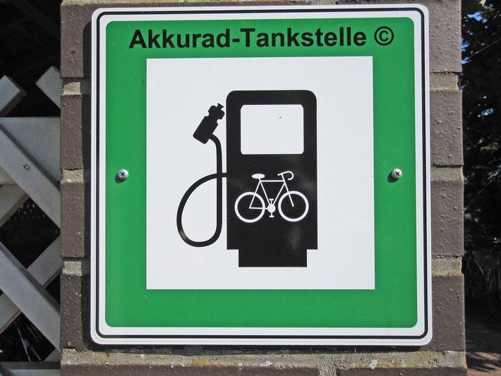 Beliebt: Fahrrad fahren mit elektronischer Unterstützung