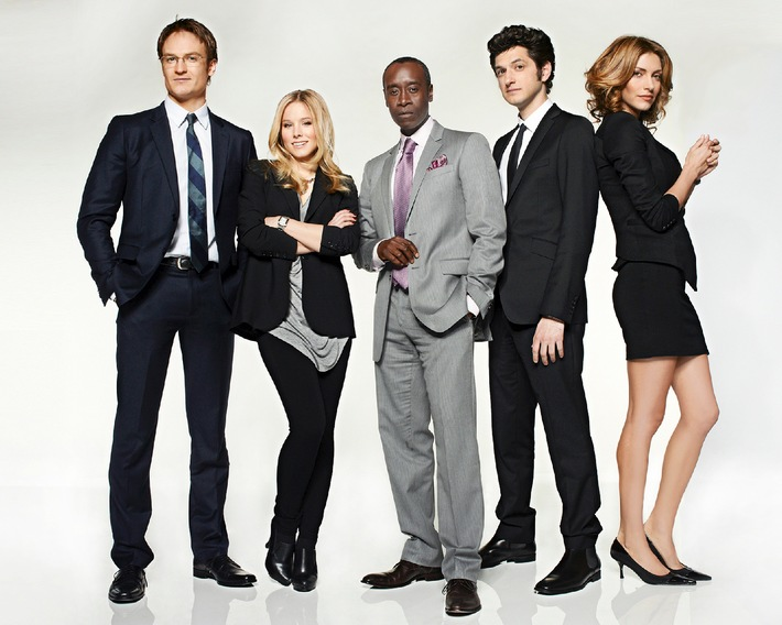 """House of Lies"" mit Don Cheadle / US-Serie am Freitagabend im ZDF"