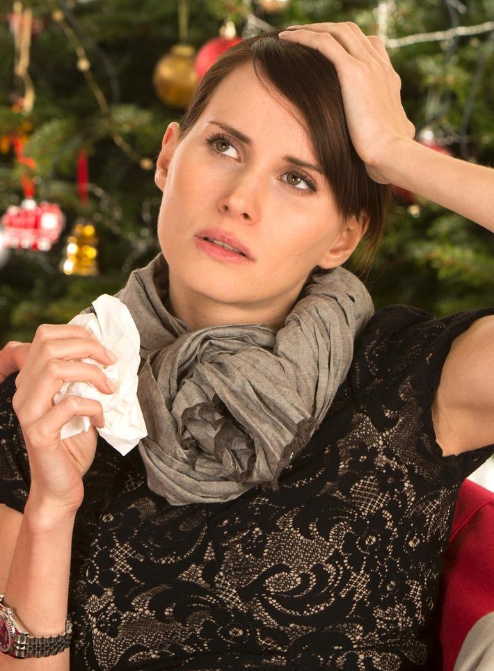 Schöne Bescherung: Schnelle Hilfe für Erkältungspatienten