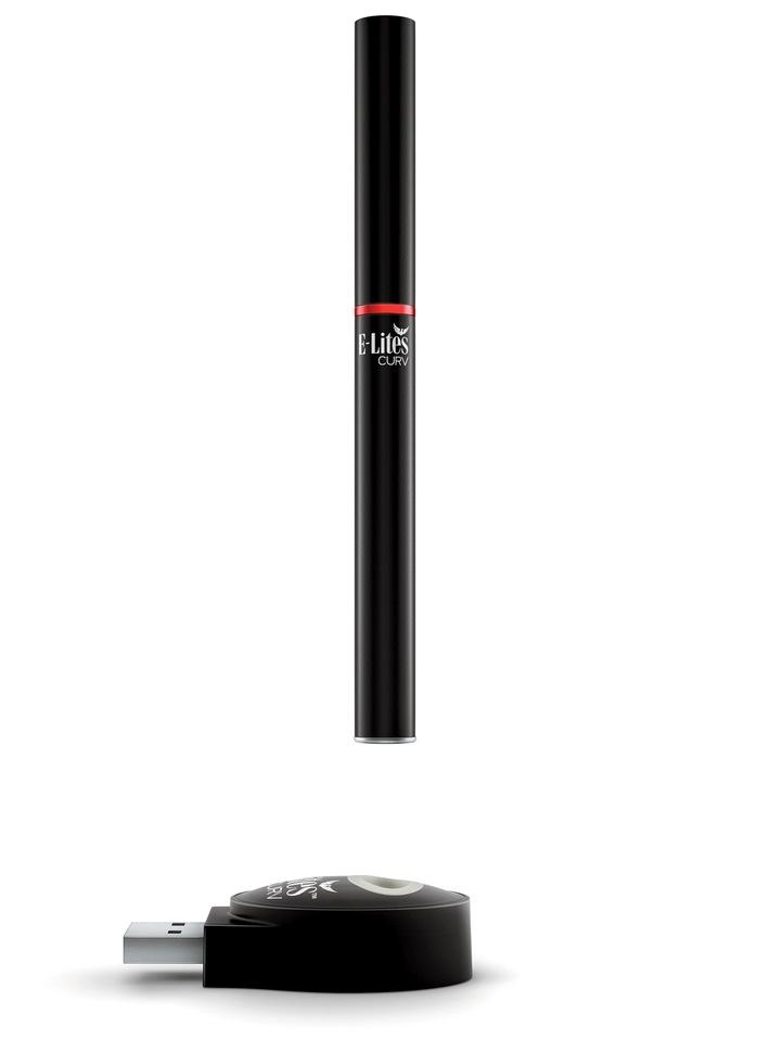 Neu und innovativ: E-Lites Curv / JTI führt als erstes internationales Tabakunternehmen eine E-Zigarette in Deutschland ein