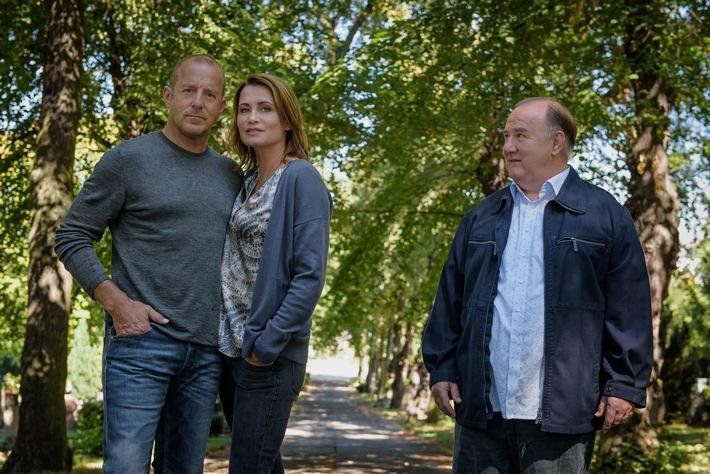 """ZDF verfilmt Psychothriller """"Angst"""" von Dirk Kurbjuweit  mit Heino Ferch, Anja Kling und Udo Samel in den Hauptrollen"""