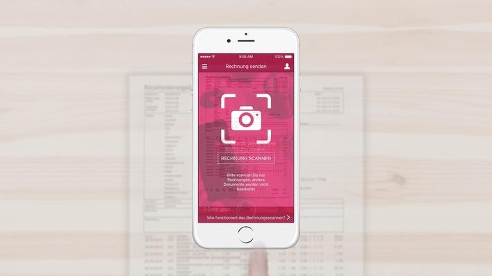 Noch näher zum Kunden: die Groupe Mutuel erweitert ihr digitales Angebot / Neue Mobile-App und Online-Plattform
