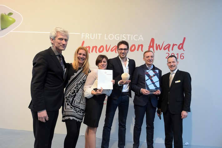 Genuine Coconut aus Spanien gewinnt FRUIT LOGISTICA Innovation Award