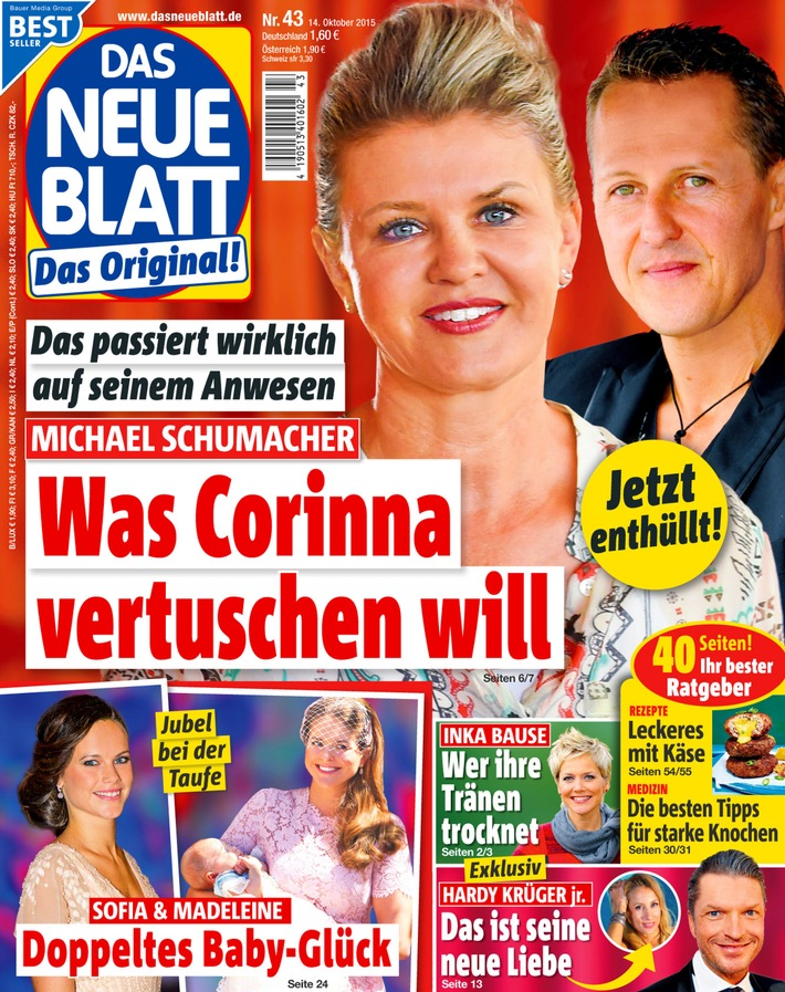 DAS NEUE BLATT exklusiv: Hardy Krüger jr. ist wieder frisch verliebt!