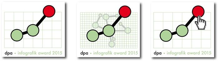 Jetzt bewerben: Wettstreit um dpa-infografik award 2015 hat begonnen