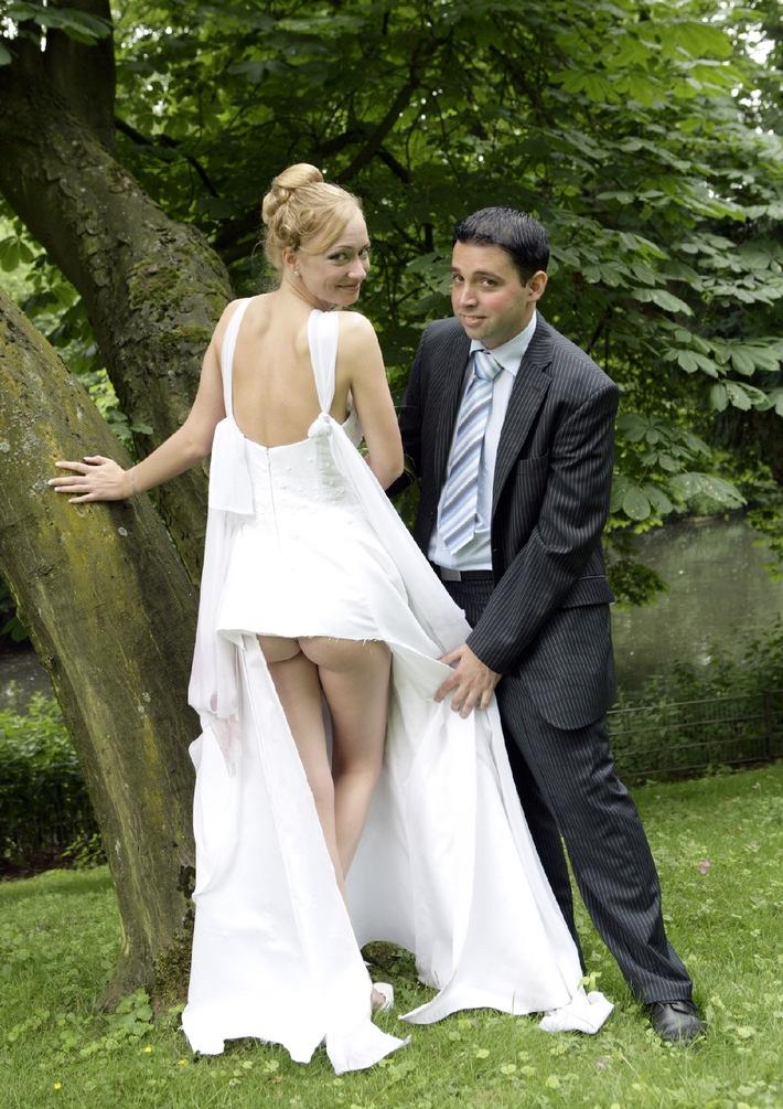 Brautmodentrends 2009