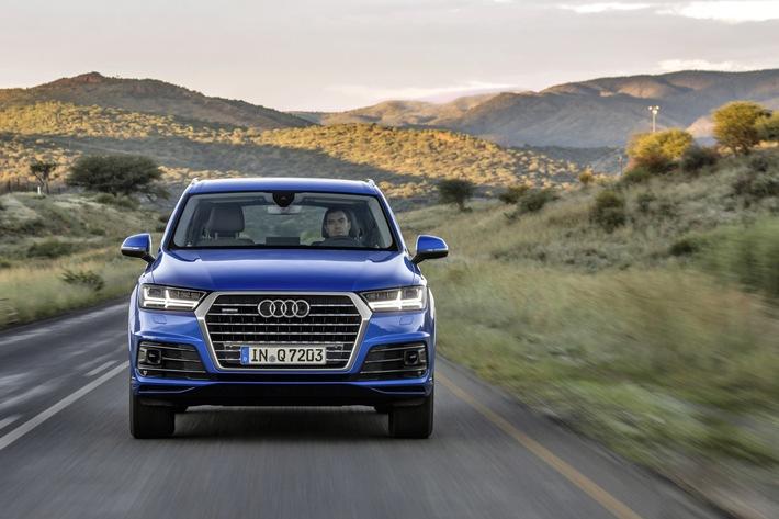 Audi Absatz steigt im Mai um 6,7 Prozent