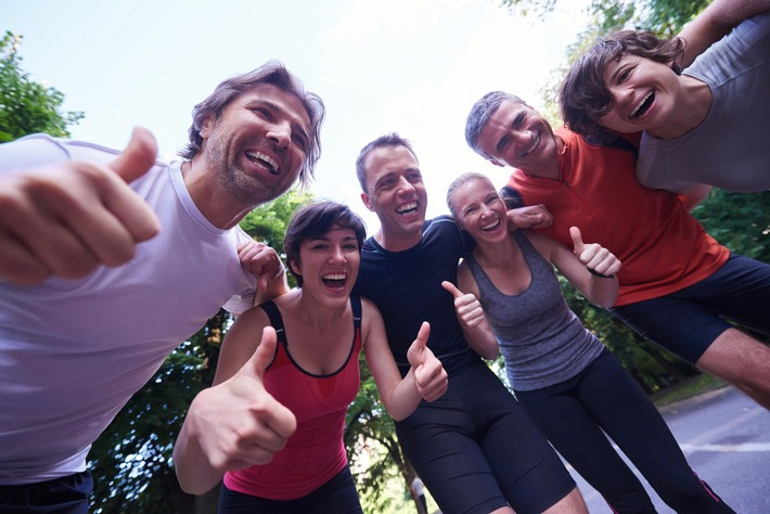 Der Einstieg in die betriebliche Gesundheitsförderung / Sportabzeichen-Wettbewerb für Betriebe