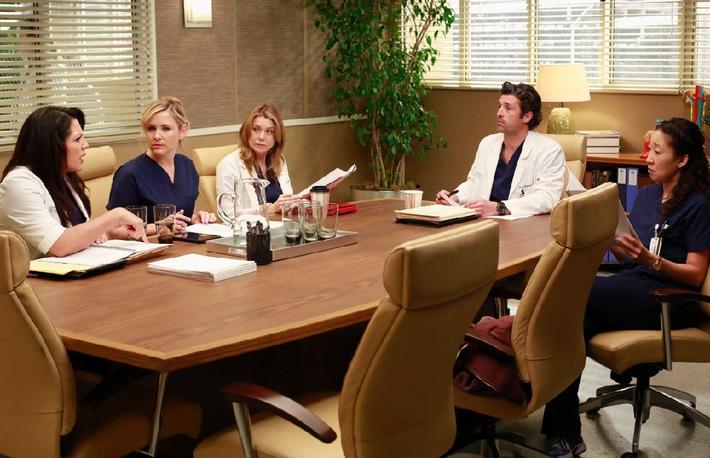 """21.378.052  Likes! ProSieben zeigt neue Folgen von """"Grey's Anatomy"""" ab 8. Januar 2014"""
