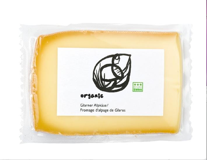 Globus Organic Das neue GLOBUS ORGANIC Label verbindet Qualität und Design mit Ökologie. Das neue Organic Label für alle, die mit grünem Bewusstsein stilvoll einkaufen wollen.