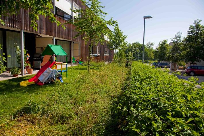 Wirtschaft will mehr Natur im Siedlungsraum! / Startveranstaltung «Natur & Wohnen», 21.5.14