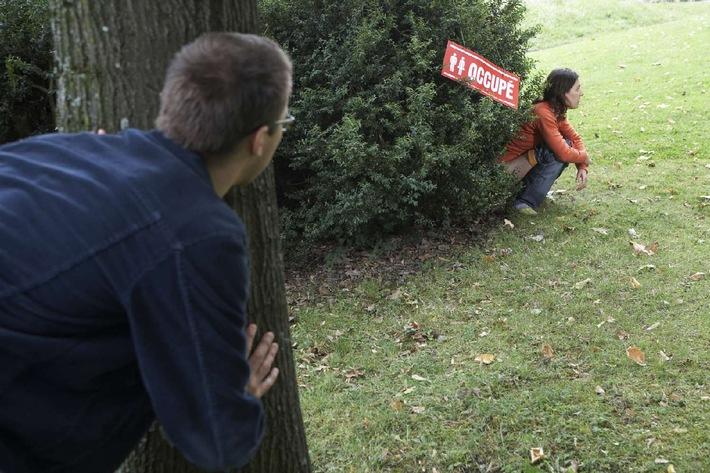 Helvetas «occupe» les parcs de Suisse