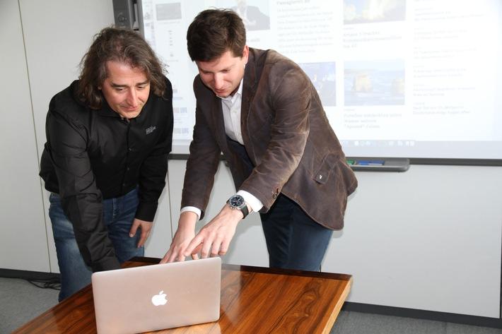 Salzburger Nachrichten setzen digital auf die Expertise der STRG.AT - BILD