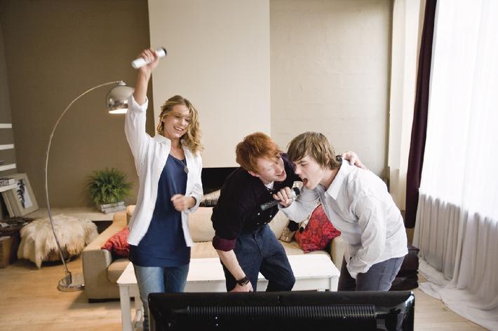 Zimmer frei - Sing Dich rein mit LIPS / Mit dem Xbox 360 Sing- und Partyspiel ein Semester lang kostenfrei wohnen