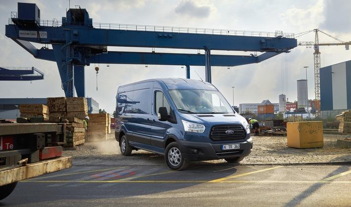 """Ford setzt Investitionsanreize: """"Gewerbewochen""""-Initiative mit attraktiven Angeboten für Pkw und Nutzfahrzeuge"""