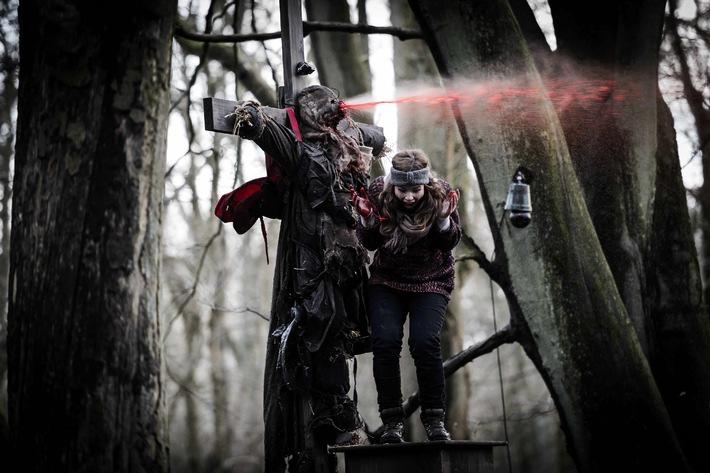"""Wer hat Angst vor'm schwarzen Wald? Mystery-Show """"Scream! If you can"""" am Samstag, 1. März, auf ProSieben"""
