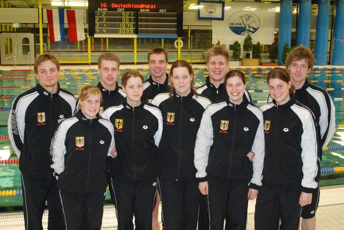 DLRG-Team gewinnt Deutschlandpokal